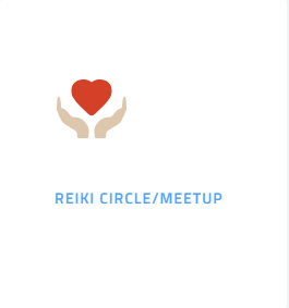 Reiki meetup group